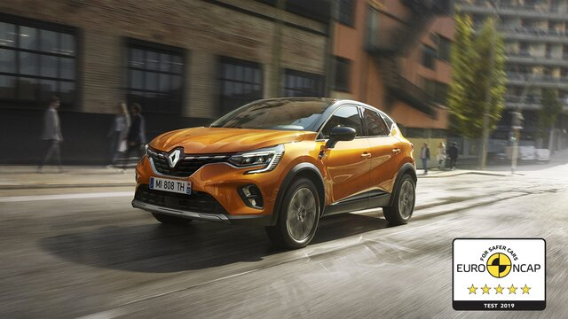Offre Renault Captur