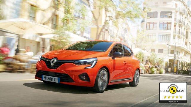 Offre Renault Clio