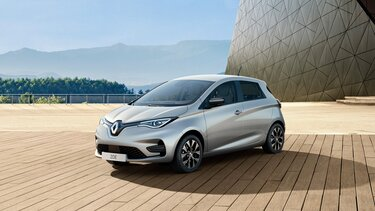Renault ZOE Limited, lifestyle