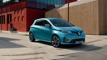 Renault Zoe - temps de recharge