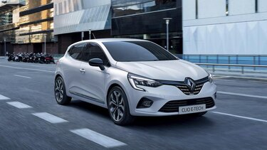 Captur E-TECH Plug-In Hybride