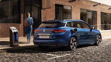 Offre Renault Nouvelle MEGANE Estate E-TECH