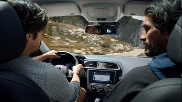 KADAR, deux amis roulent en montagne