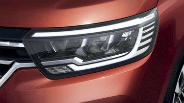 Renault KANGOO - Système R-Link Évolution