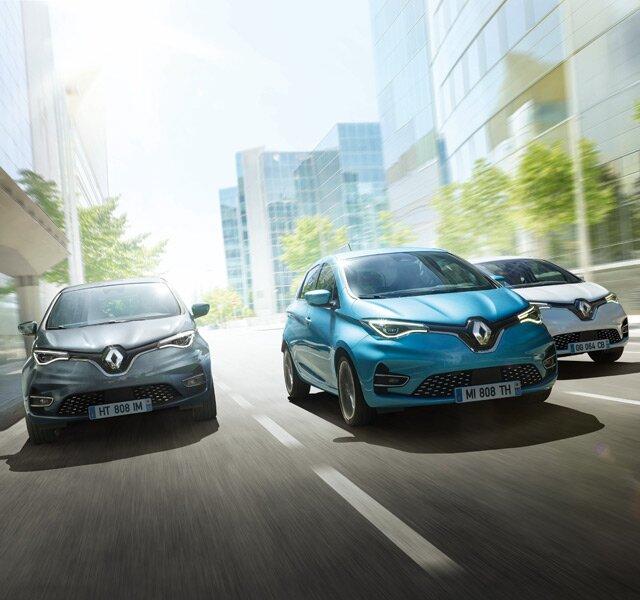 Bonus écologique et prime à la conversion Renault Pro
