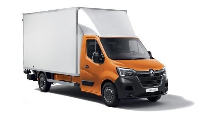 Renault Master - grand volume