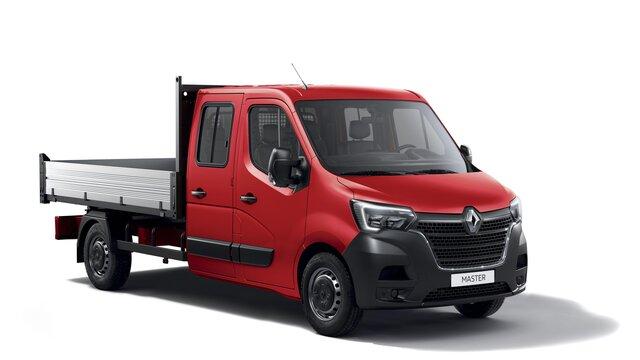 Renault Master Benne double cabine