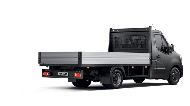 Renault Master - plateaux ridelles
