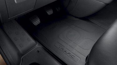 Renault Professionnel :  accessoires - tapis de sol textile