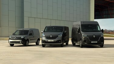 Gamme Renault Service Flotte