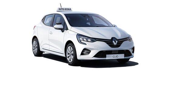 Renault Clio - auto-école