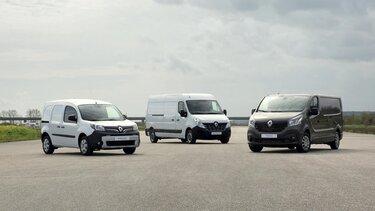 Gamme Renault Financement