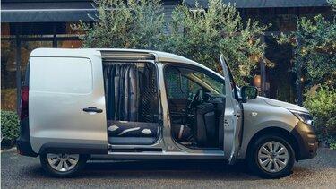 Renault Express Van - porte latérale droite coulissante tôlée