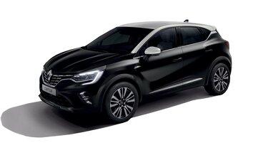 Renault Captur E-TECH Hybride Rechargeable