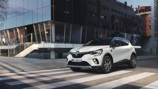 Renault CAPTUR Hybride rechargeable