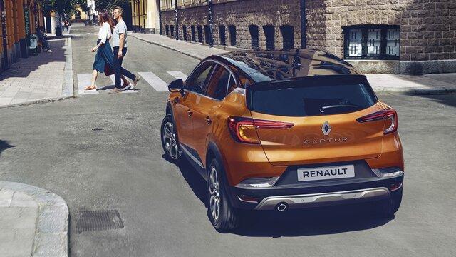 Gamme Renault CAPTUR
