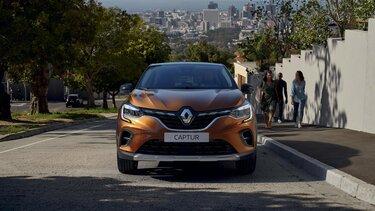 Renault CAPTUR extérieur, vue avant