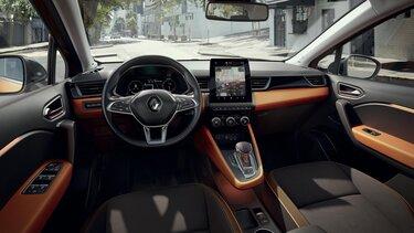 Services Renault EASY CONNECT intérieur voiture