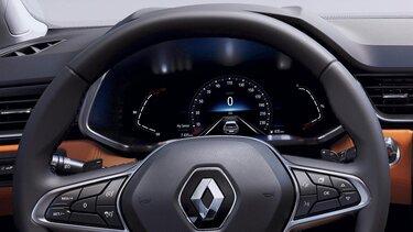 Renault CAPTUR tableau de bord