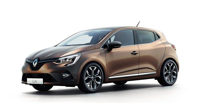 Renault CLIO Cool Chic  3D coté droit