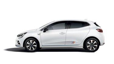 Renault CLIO E-TECH Edition Première - Packshot, vue profil