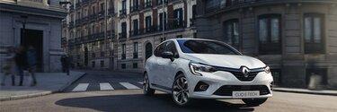 Gamme hybride Renault