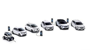 électrification voitures