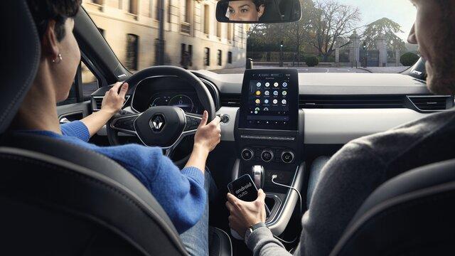 Renault CLIO E-TECH Hybride - Système EASY LINK