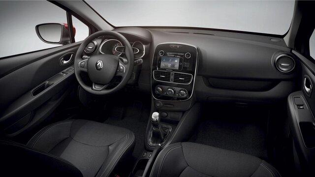 Renault CLIO IV Génération, intérieure, sellerie et tableau de bord