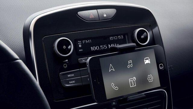 Renault CLIO IV Génération, connectivité