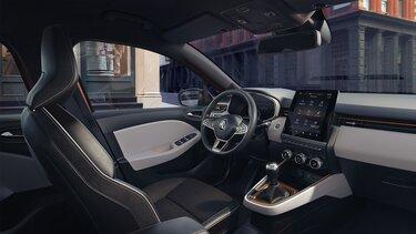 Intérieur CLIO V, Smart Cockpit
