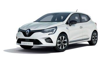 Renault CLIO Limited - packshot 3/4