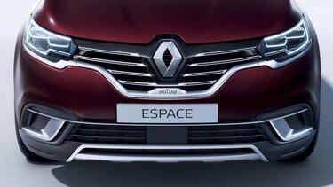 Renault ESPACE INITIALE PARIS vue face