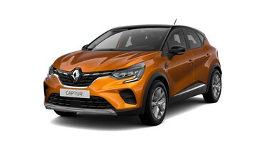 Captur Business - offre