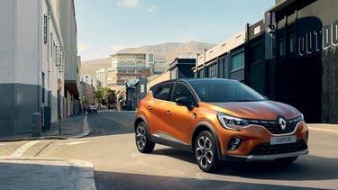 Renault Captur extérieur