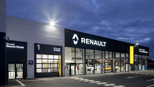 Offres Renault Service