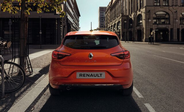 Renault Clio Business en situation