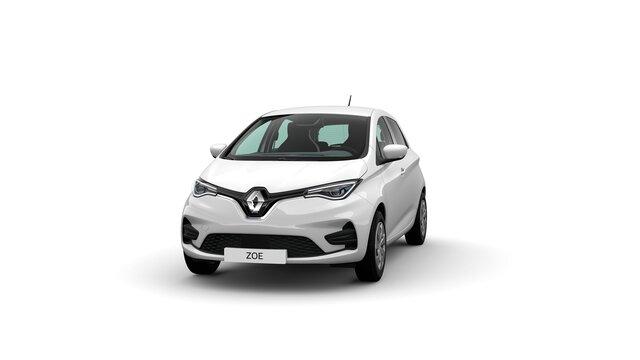 Nouvelle Renault Zoe Business