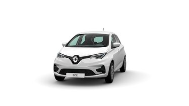 Nouvelle Renault Zoe Business
