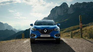 Renault SCENIC Black Edition vue 3/4 face