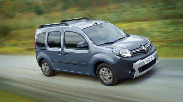 Renault KANGOO sur route