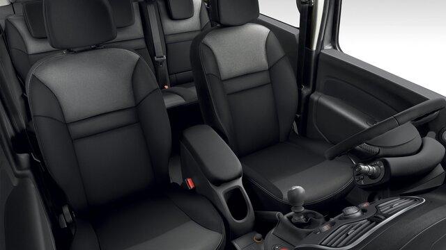Renault KANGOO - habitabilité pour tous les passangers