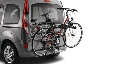 Renault Kangoo porte vélo