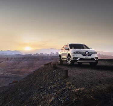 Renault KOLEOS SUV 4x4 familial