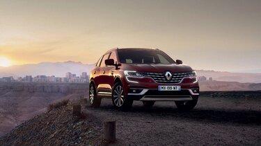 Renault KOLEOS phares