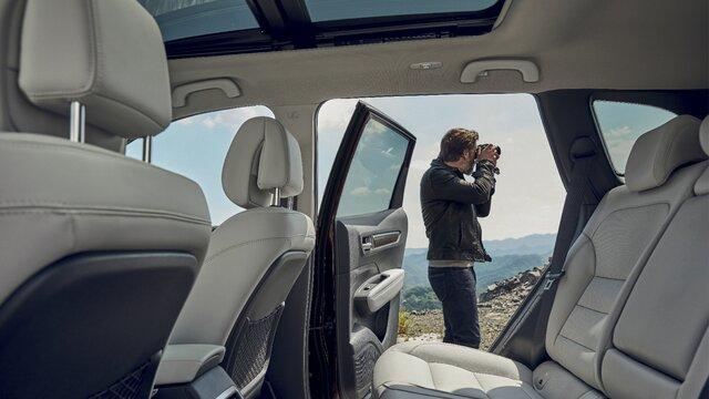 Renault KOLEOS INITIALE PARIS intérieur places avant