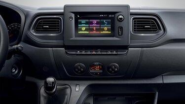 Renault Master - Media Nav