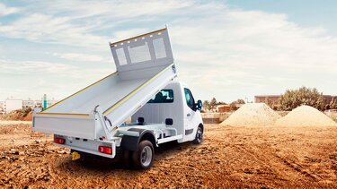 Renault Master benne - Offre Pro Plus