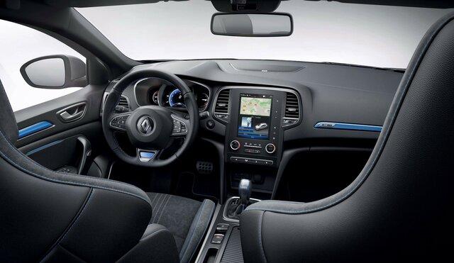 Renault MEGANE - Système multimédia conncté R-LINK 2