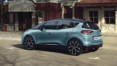 Renault SCENIC bleu